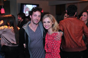 Matt Smiley and Fiona Gubelmann