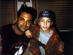 Richard Grieco and Matt Smiley