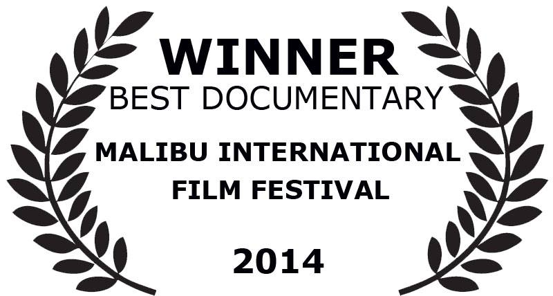 "Director Matt Smiley's ""Highway of Tears"" Winner: Best Documentary at the Malibu Film Festival 2014."