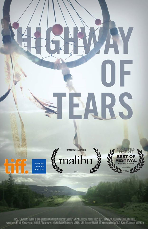 """Highway of Tears"" win Malibu Film Festival for best documentary"