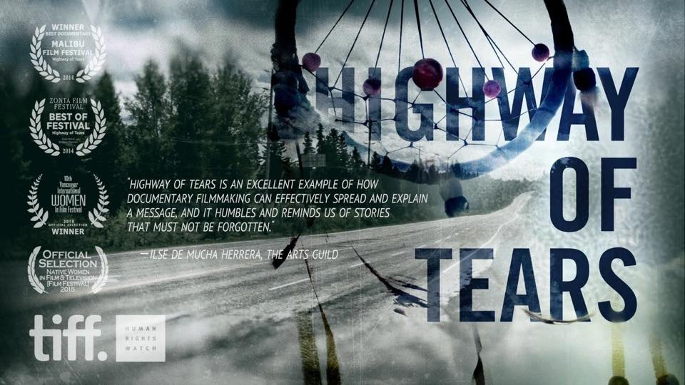 """Highway of Tears"" directed by Matthew Smiley"
