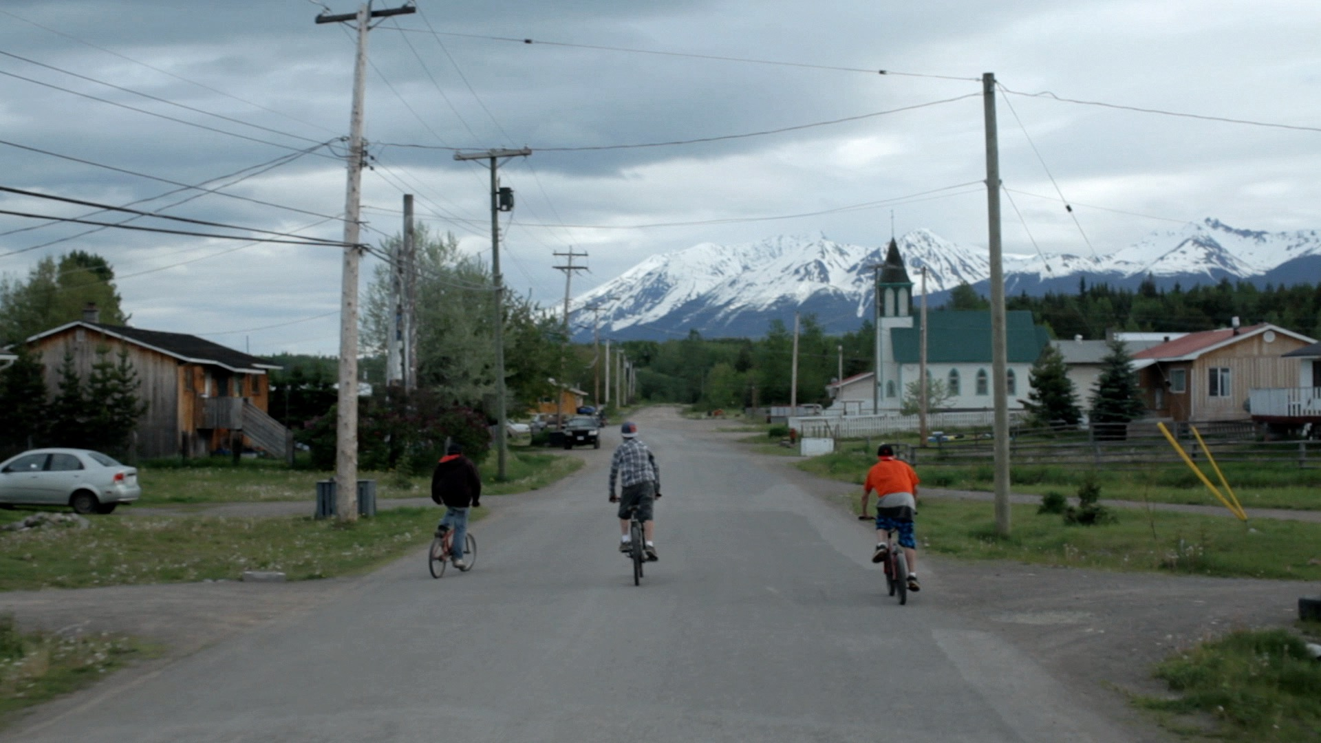 "Still shot from ""Highway of Tears"""