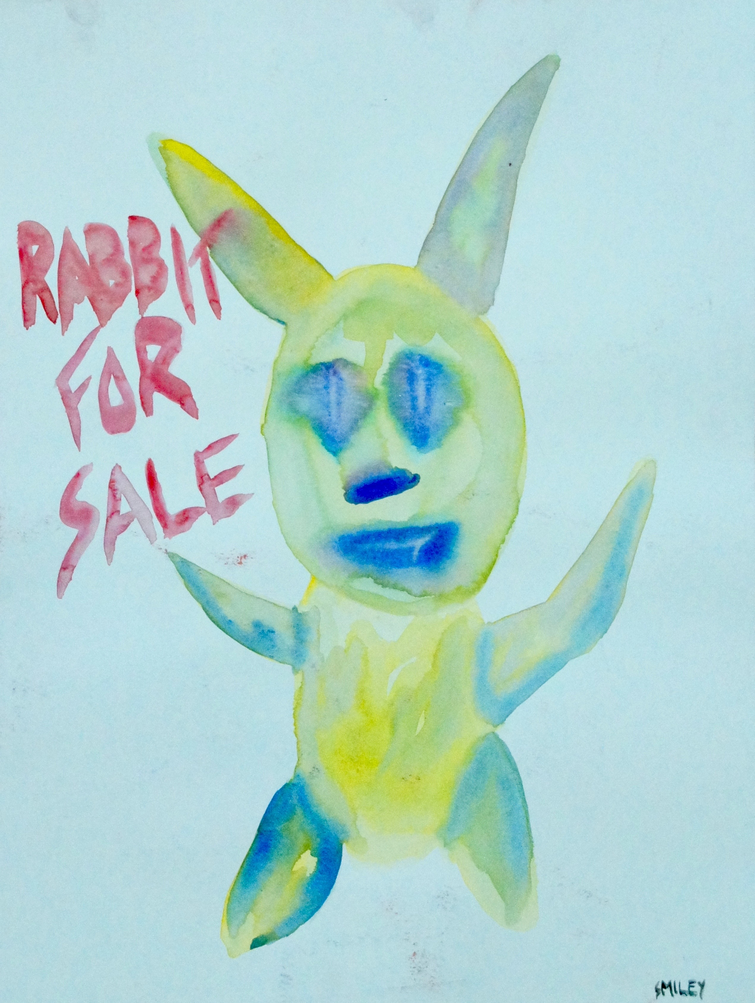 Rabbit For Sale""