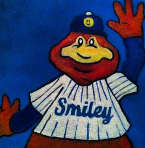 Montreal Expos Youppi by Smiley